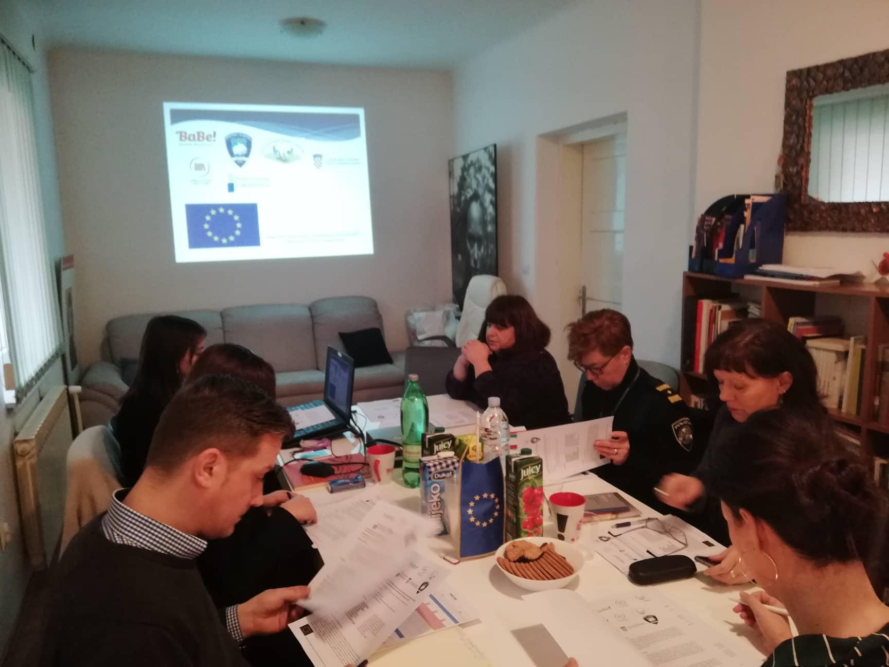 Održan kickoff sastanak u okviru projekta How Expertise Leads to Prevention, Learning, Identification, Networking and Ending Gender Based Violence (HELPLINE)