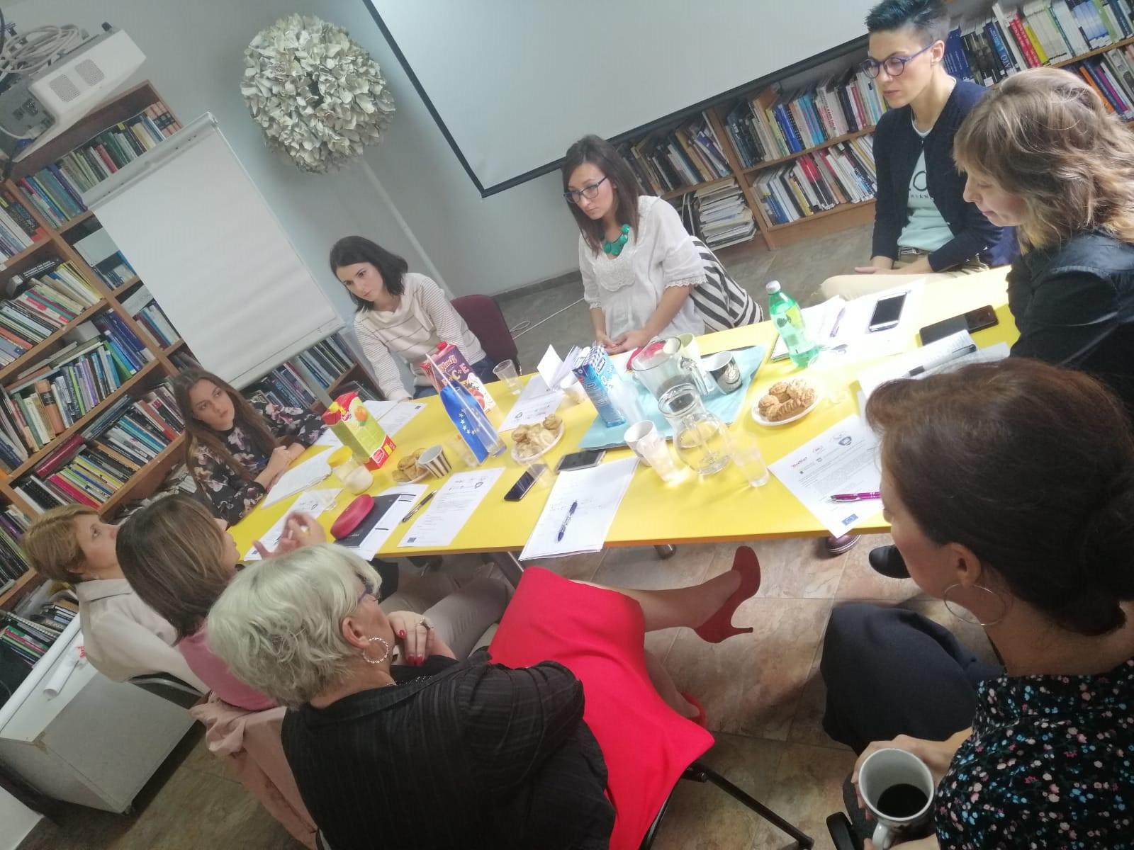 Fokus grupa s pravosudnim djelatnicama
