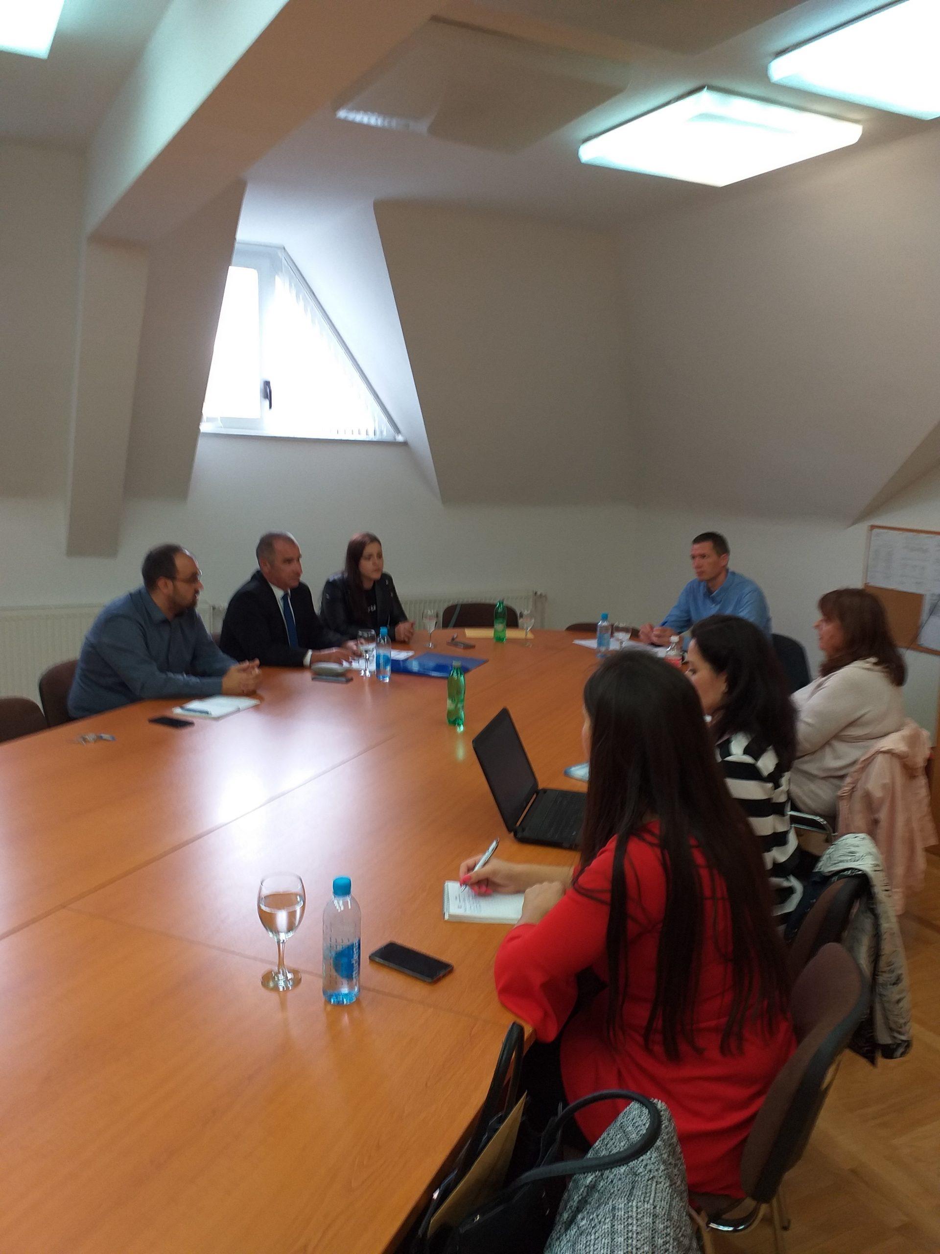 Održana fokus grupa s djelatnicima/ama centara za socijalnu skrb