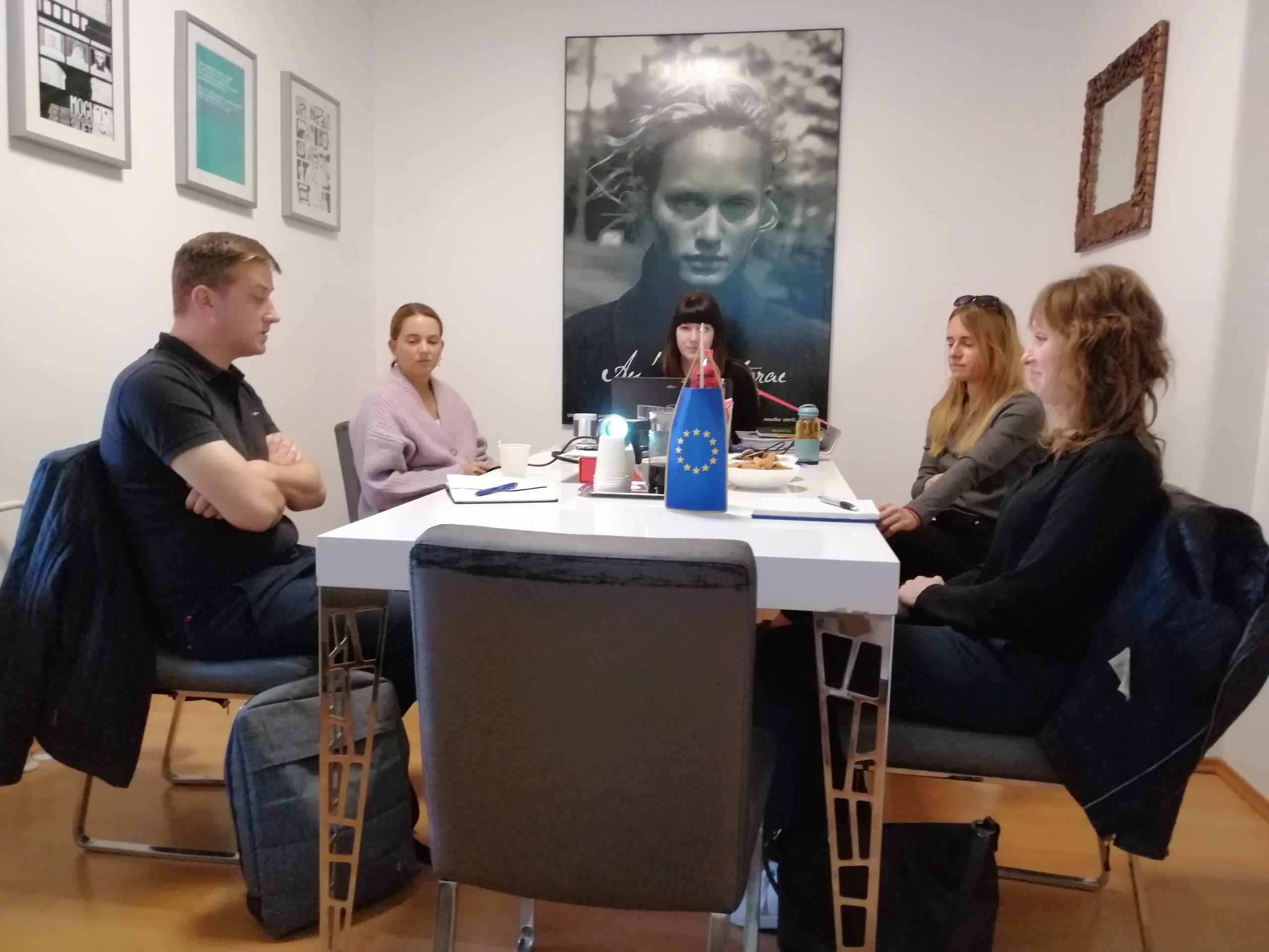 Održan je četvrti partnerski sastanak
